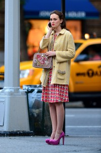 """On Location For """"Gossip Girl"""""""